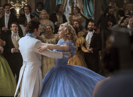 "Plaudits for ""Cinderella"""