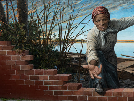 Our Harriet Mural Goes Viral