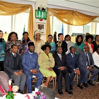 UN Ambassadors & Spouses