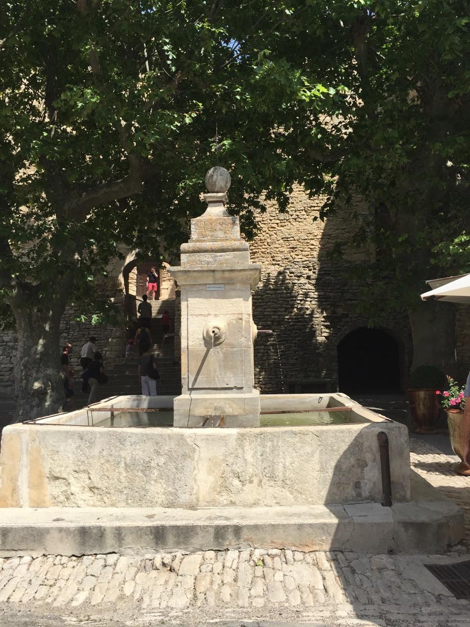 Fountain France