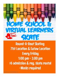 Homeschool skate 2021