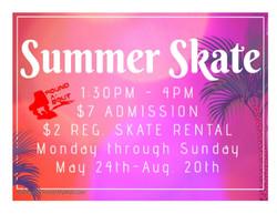 summer skate