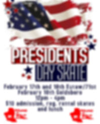 Presidents Day - Made with PosterMyWall.