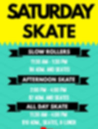 Copy of Saturday Skate - Made with Poste