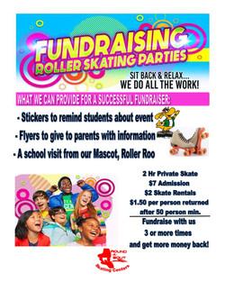 School Fundraiser Flyer 2021