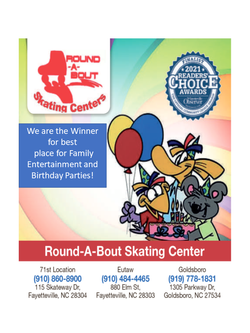 Reader's Choice Party Flyer