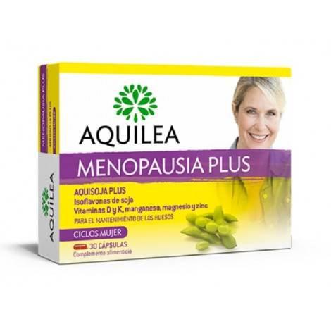 Aquilea Menopausia Plus30 Caps