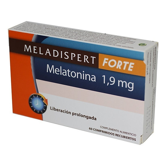 Meladispert Forte Comp R1.90 Mg 60 Comp