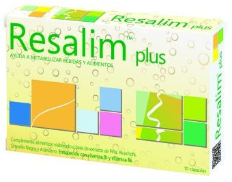 Resalim Plus10 Caps