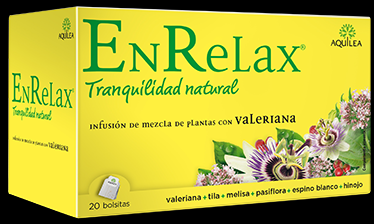 Enrelax Infusion1.5 G 20 Bolsitas
