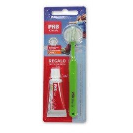 Pack Phb Total Pasta Dencepillo Dental Classic M