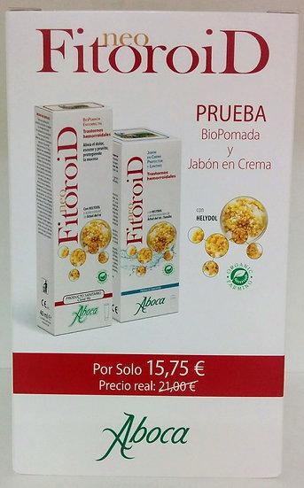 Neofitoroid Pack Jabon Endorrectal 100Ml+40 Ml