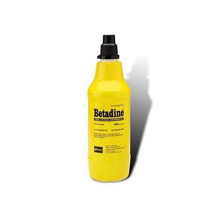 Betadine100 Mg/Ml Solu Topica 1