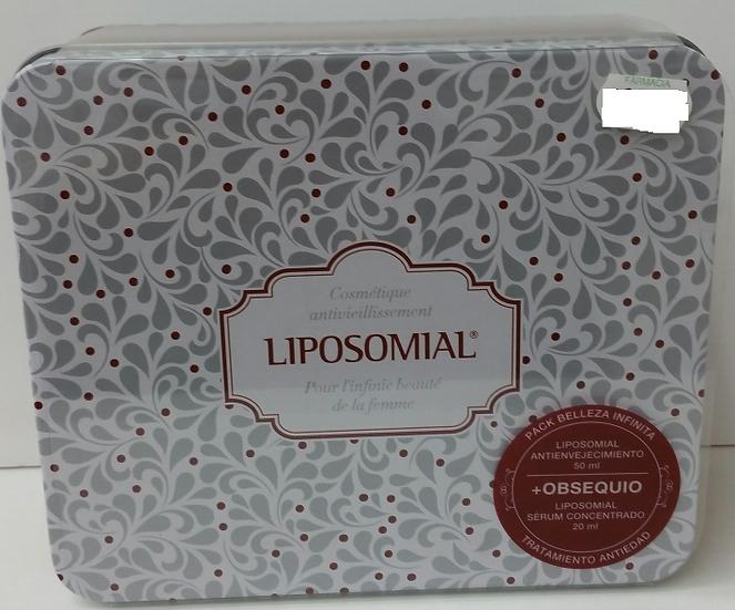 Liposomial Antienvejecim50 Ml