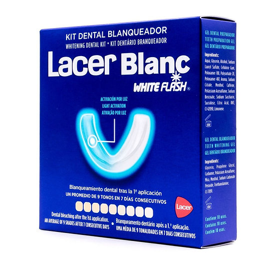Lacerblanc White Flash K