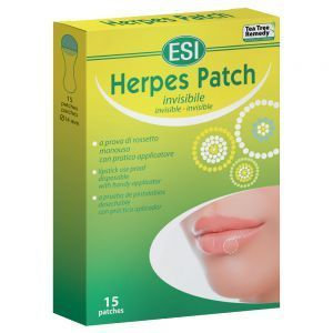 Esi Herpes Patch Invisible 15 Parches