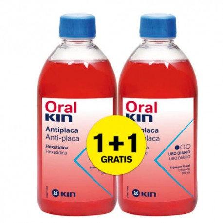 Oral Kin Enjuague Bucal