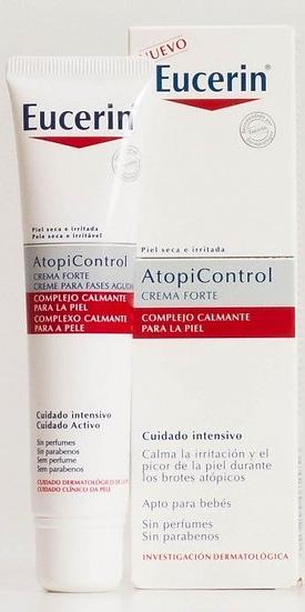Eucerin Atopicontrol Cre40 Ml