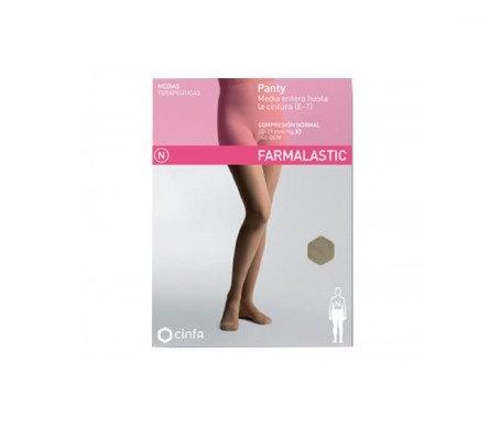 Panty Comp Normal 140 Defarmalastic Beige T- Med