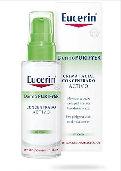 Eucerin Dermo Purifyer C30 Ml
