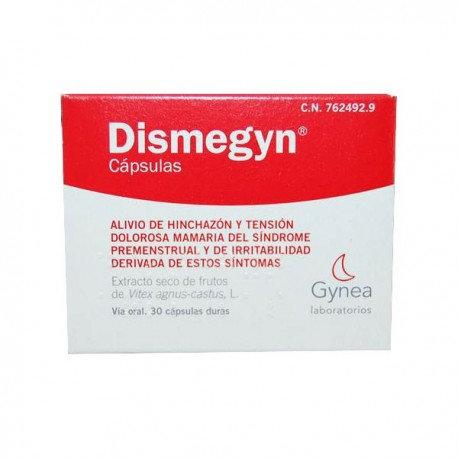 Dismegyn4 Mg 30 Caps