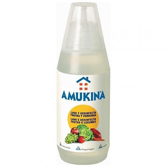 Amukina Desinf Verd-Frut500Ml