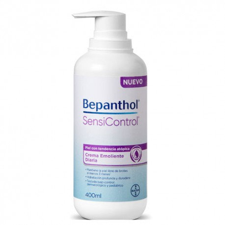 Bepanthol Sensicontrolcrema 400 Ml