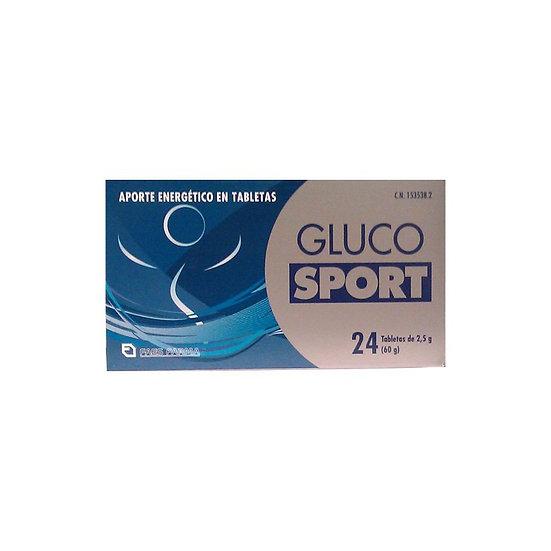 Glucosport Tabletas2.5 G 24 Tabletas