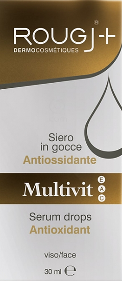 Multivit Suero Para Rostrougj Dermocosmetiques 3