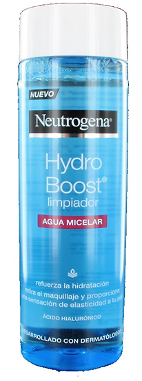 Neutrogena Hydro Boost Alimpiador 200 Ml