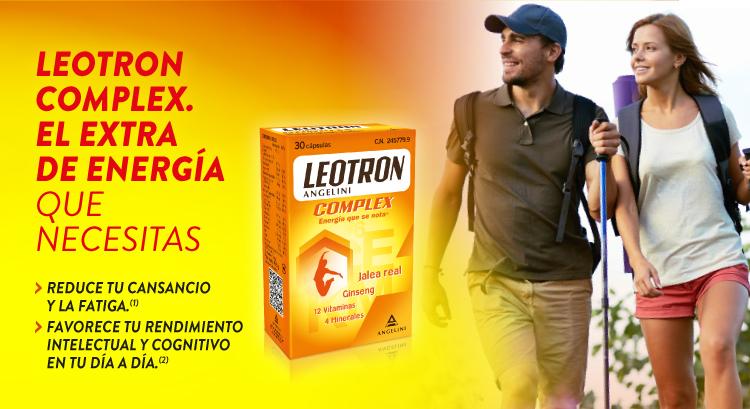 Leotron Complex Angelini30 Caps