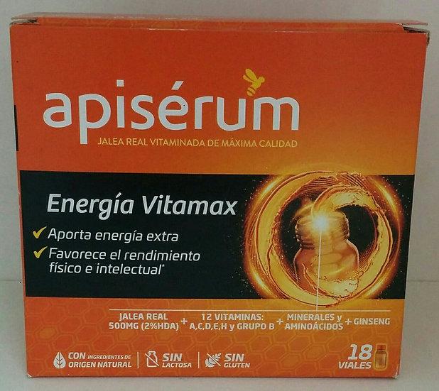 Apiserum Energia Vitamax18 Vial