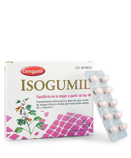 Isogumil Ceregumil30 Caps