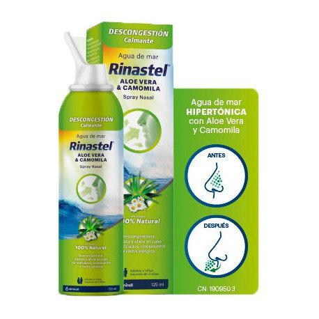 Rinastel Aloe Vera & Cam125 Ml