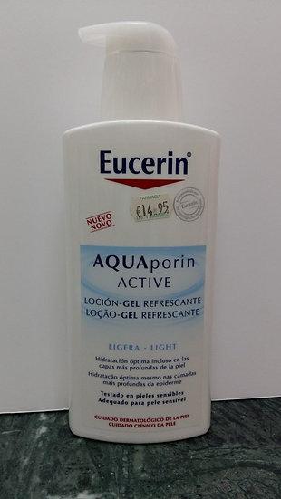 Eucerin Aquaporin Activelocion-Gel 400 Ml