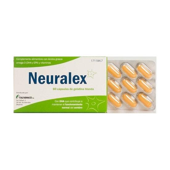 Neuralex Caps De Gelatin60 Caps