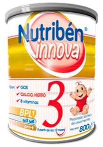 Nutriben Innova 3 Bote De 800 Gramos