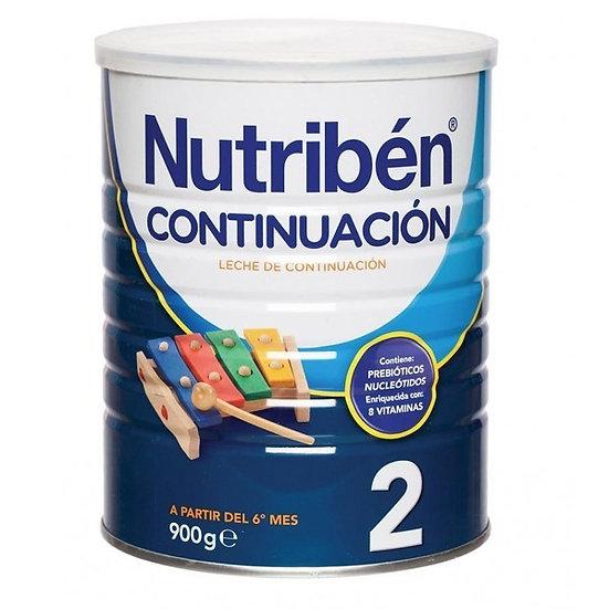 Nutriben Continuacion800 G