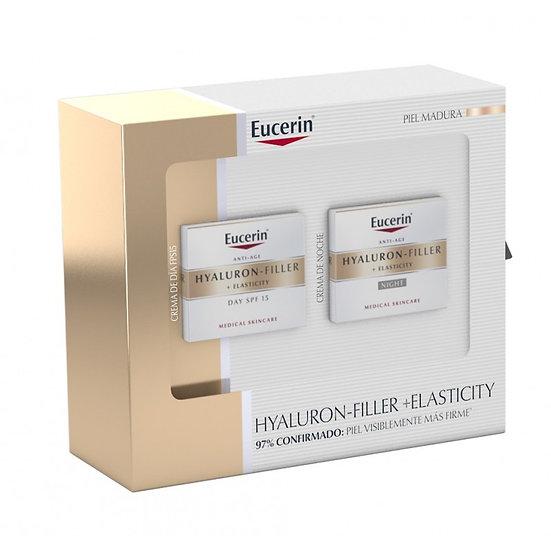 Eucerin Cofre Hyaluron-Filler+Elasticity N Y D
