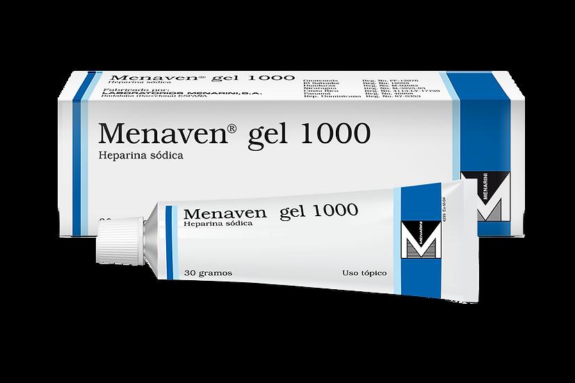 Menaven1000 Ui/G Gel Cutaneo 1