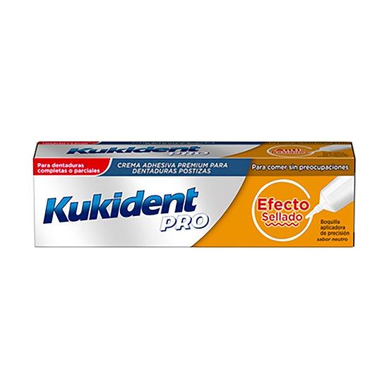 Kukident Pro Efecto Sellado 40Gr Protesis Dental