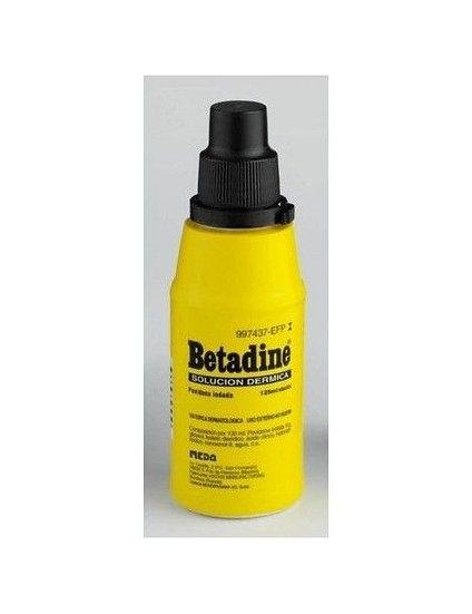 Betadine100 Mg/Ml Solu Cutanea 1