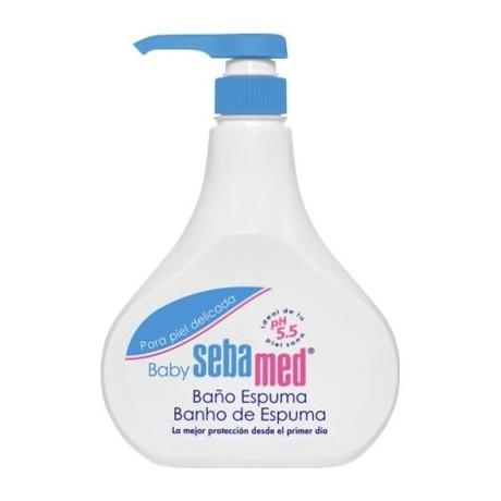 Sebamed Baby Baño-Espuma1 L