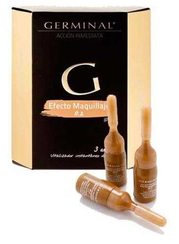 Germinal Accion Inmediat3 Ml 3 Amp