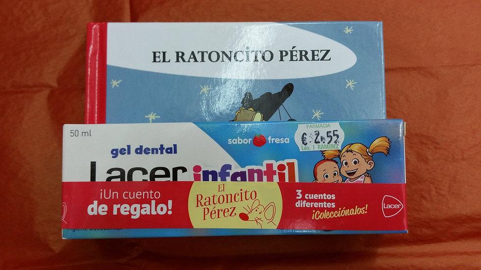 Lacer Inf Gel Dental 50Ml Fresa + Cuento