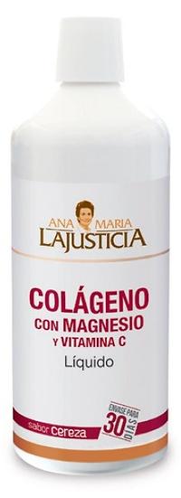 Ana Mª Lajusticia Colageno Magnesio Vitc 1000Ml