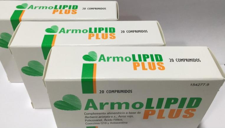 Armolipid Plus20 Compr