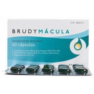Brudy Macula60 Caps