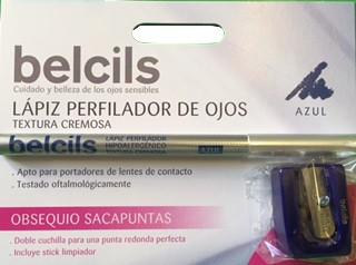 Belcils Lapiz Perfiladortext Cremosa Azul