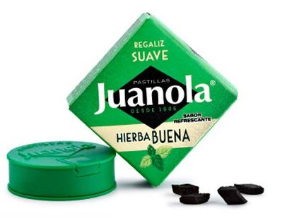 Juanola Pastillas Hierba5.4 G
